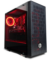 Cyberpower Gaming Paladin NVIDIA GTX 1060 6GB Pro PC, Intel Core i5-8400 4GHz, 8GB DDR4, 2TB HDD, 120GB SSD, WIFI, Windows 10 Home