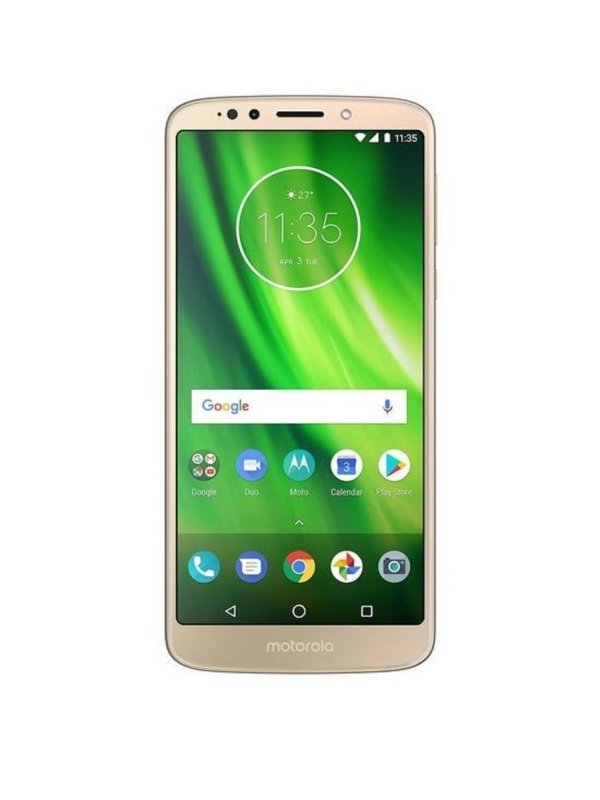Motorola g6 Play Gold 32GB 5 7