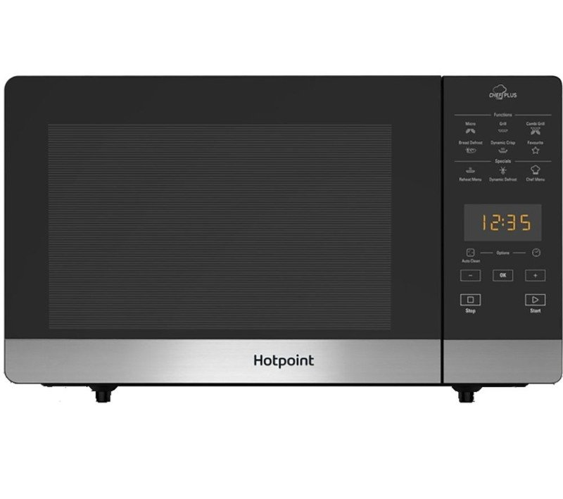 Hotpoint MWH 27321 B Microwave with Grill