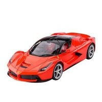 Rastar Ferrari LaFerrari RC Car, Red
