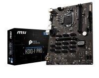 EXDISPLAY MSI H310-F PRO Crypto MINING LGA 1151 DDR4 ATX Motherboard