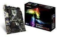 BioStar B360GT5S Socket 1151 DDR4 ATX Motherboard
