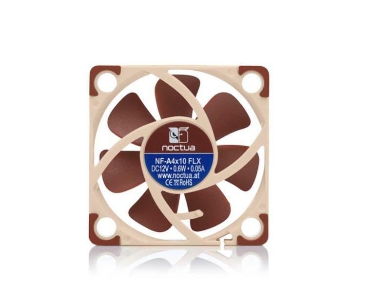 Noctua NF-A4x10 FLX 40mm x 10mm Low Noise Fan
