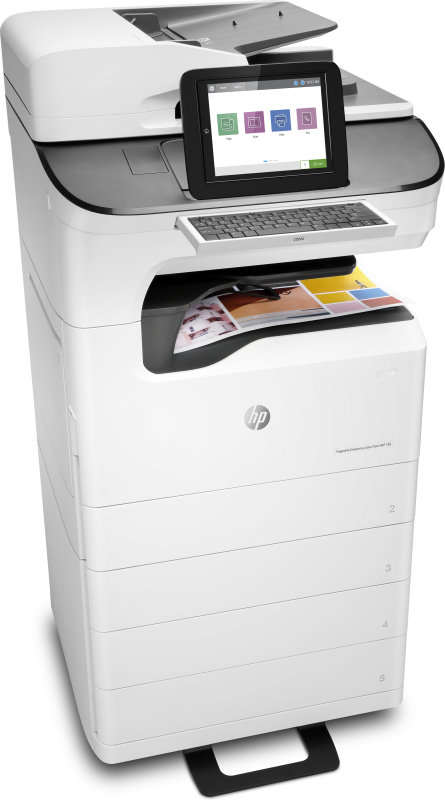 HP 785zs PageWide Enterprise Colour Multifunction Printer