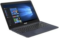 "ASUS VivoBook E402WA GA002T AMD E1, 14"", 4GB RAM, 32GB eMMC, Windows 10, Notebook - Blue"