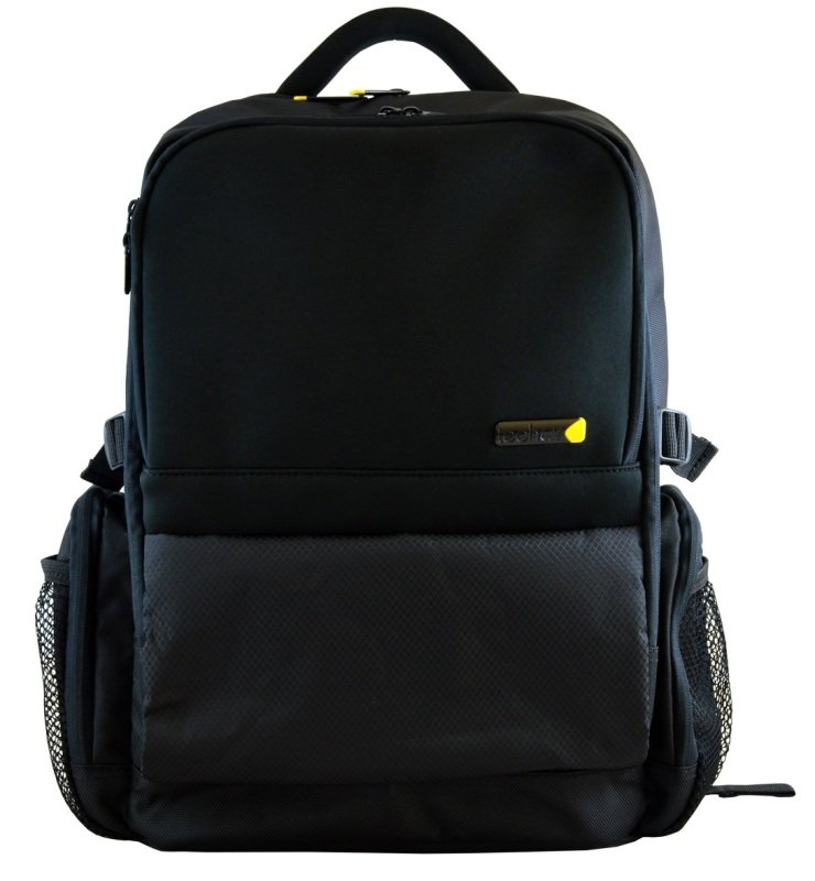 "Techair 15.6"" Black Laptop Backpack"