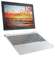 EXDISPLAY Lenovo Miix 320 2-in-1 Laptop Intel Atom Z8350 1.44GHz 2GB RAM 32GB EMMC 10.1 Touchscreen No-DVD Intel HD WIFI Windows 10 Home