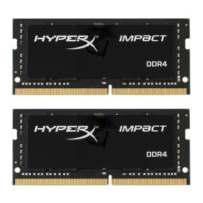 HyperX Impact 32GB (2 x 16GB) 2400MHz DDR4 SODIMM Memory