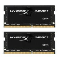HyperX Impact 16GB (2 x 8GB) 2400MHz DDR4 SODIMM Memory
