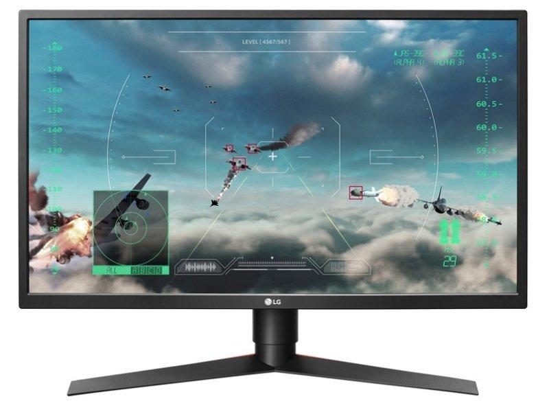 "LG 27GK750F-B 27"" Class Full HD Gaming Monitor with FreeSync"