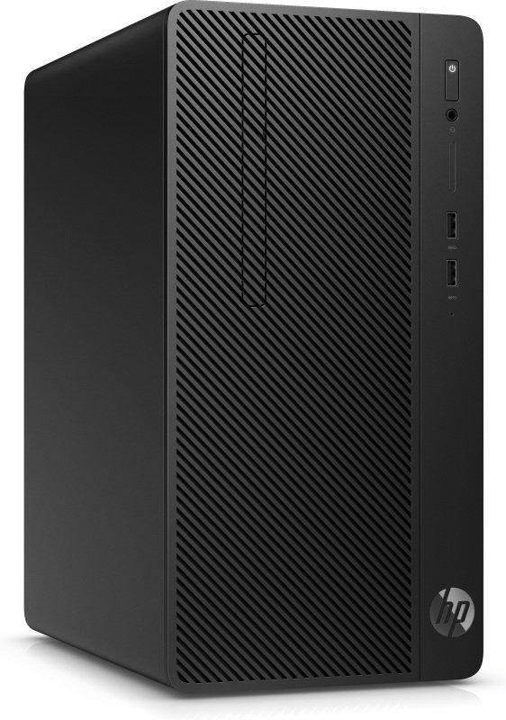 HP 290 G2 Intel Core i3 4GB RAM 256GB SSD Win 10 Pro Desktop PC