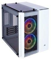 Corsair Crystal White 280X RGB Micro ATX Case