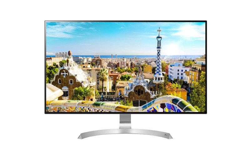 """LG 32UD99 32"""" Class 4K UHD IPS LED Monitor"""