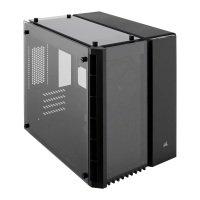 Corsair Crystal 280X Black Micro ATX Case