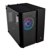 Corsair Crystal Black 280X RGB Micro ATX Case
