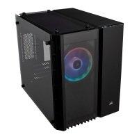 Corsair Crystal Black 280X RGB Micro ATX Case