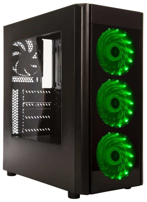 EG Wider X3 - Mid Tower Gaming Case