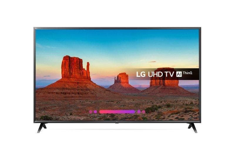 "LG 65UK6300PLB 65"" Smart 4K Ultra HD TV"