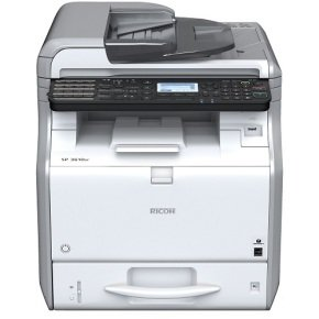 EXDISPLAY Ricoh SP3600SF A4 Mono Multifunction Laser Printer