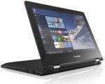 "EXDISPLAY Lenovo Yoga 300-11IBR Convertible Laptop Intel Pentium N3710 1.6GHz 4GB RAM 64GB Flash 11.6"" Touch No-DVD Intel HD WIFI Windows 10 Home"