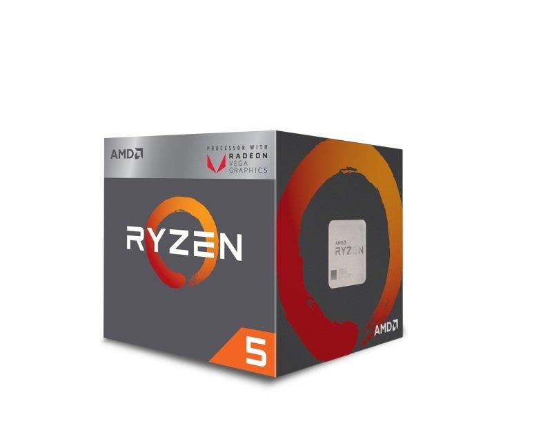 EXDISPLAY AMD RYZEN 5 2400G Processor