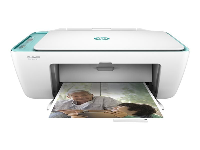 HP Deskjet 2632 All-in-One Multifunction Printer