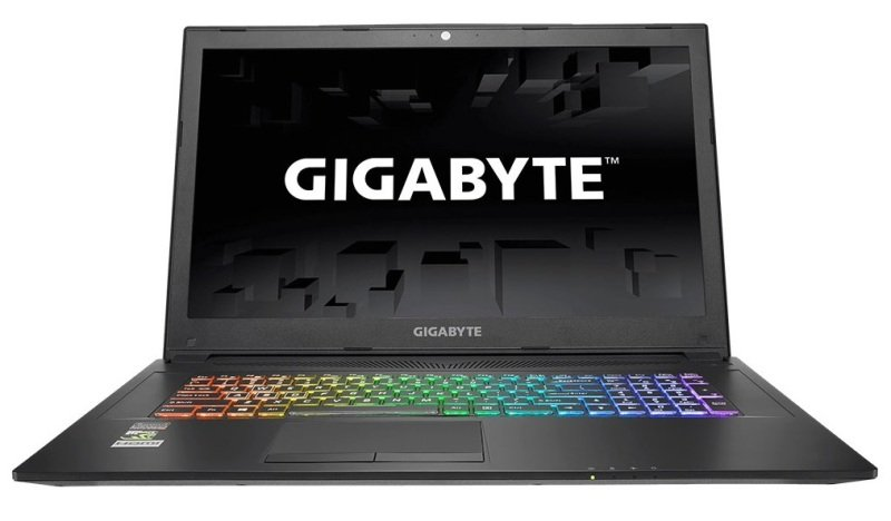 Gigabyte Sabre 17K V8 CF1 1050Ti Gaming Laptop