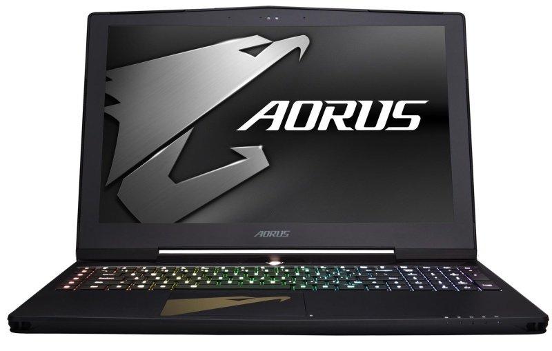 """AORUS X7 DT V8-CF1 1080 Gaming Laptop, Intel Core i7-8850H 4.3GHz, 16GB DDR4, 1TB HDD, 512GB SSD, 17.3"""" Full HD, No-DVD, NVIDIA GTX 1080 8GB, WIFI, Windows 10 Home"""