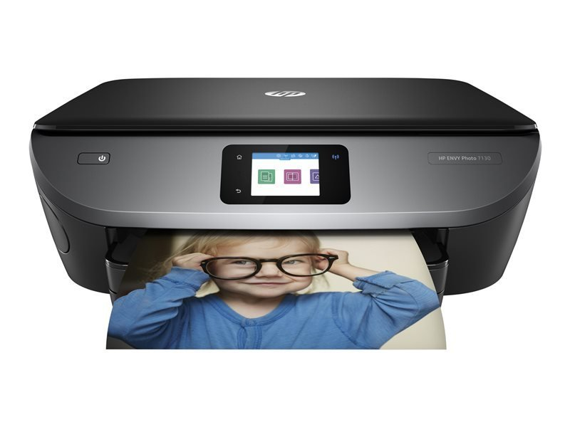 HP Envy Photo 7130 All-in-One Wireless Ink Printer