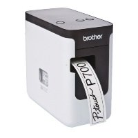 Brother P-Touch PT-P700 Office Label Printer