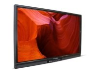 Promethean ActivPanel i-Series VTP2-75-4K - Touchscreen w/LCD display - multi-touch (10-point) - infared - wired - USB