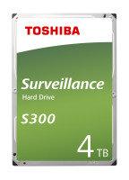 Toshiba S300 Surveillance Hard Drive 4TB
