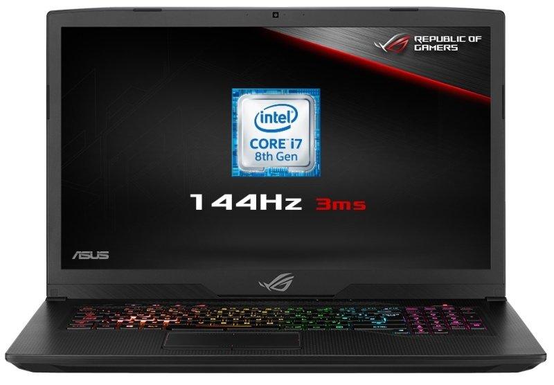 ASUS ROG Strix Scar GL703GS Gaming Laptop