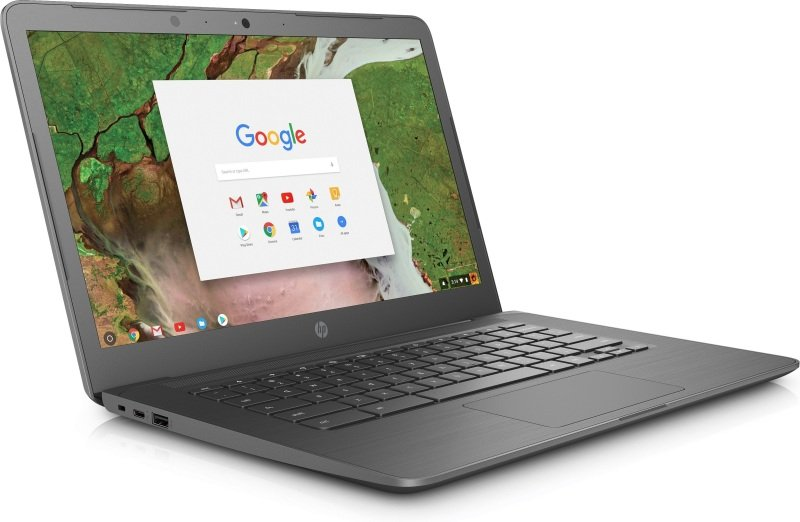 "HP Chromebook 14 G5 Intel Celeron, 14"", 4GB RAM, 32GB eMMC, Chrome OS, Chromebook - Black"
