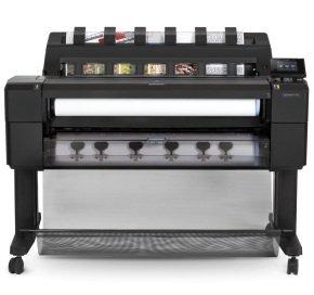 Hp Designjet T1530ps Large Format Printer