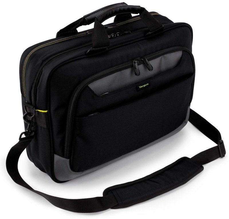 "Targus CityGear 15-17.3"" Topload Laptop Case - Black"