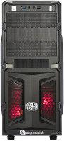 EXDISPLAY PC Specialist Vanquish Sidewinder Gaming PC AMD Quad Core FX 4300 3.8GHz 8GB RAM 1TB HDD No-DVD NVIDIA GTX 1050 2GB Windows 10 Home