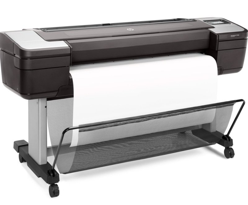 HP DesignJet T1700dr 44-inch Large Format Printer
