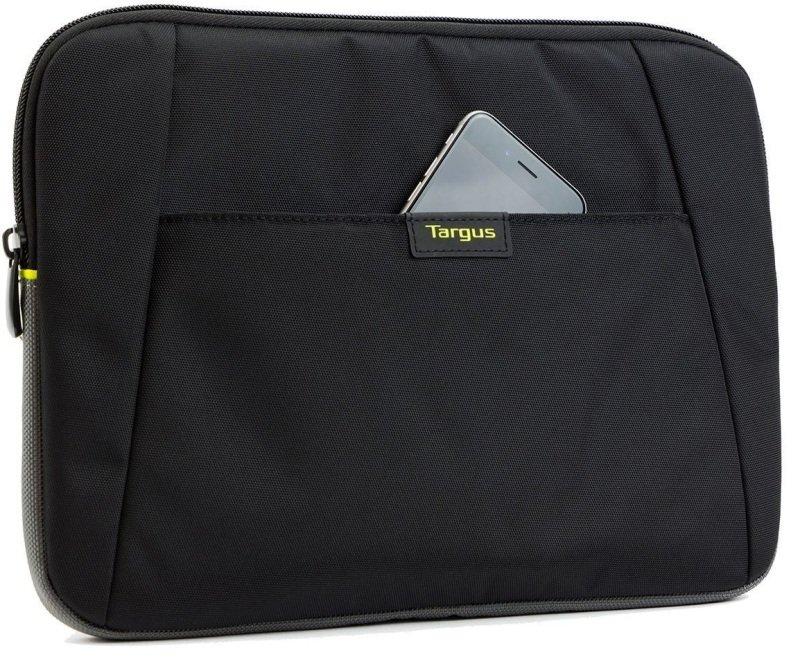 """Targus CityGear 13.3"""" Laptop Sleeve - Black"""