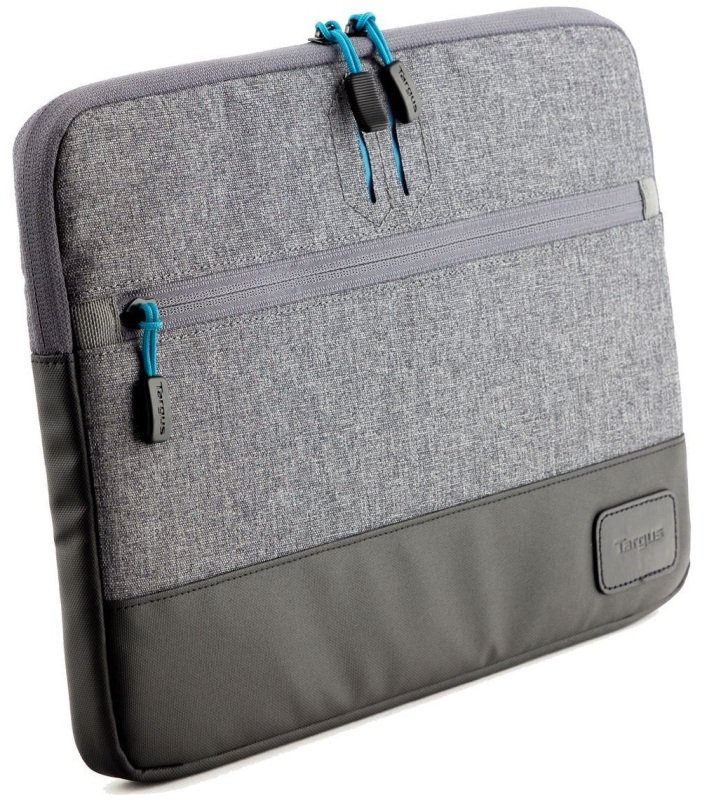 "Targus Strata 11-12"" Laptop Sleeve - Grey"