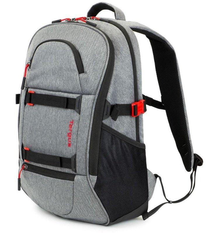 """Targus Urban Explorer 15.6"""" Laptop Backpack - Grey"""