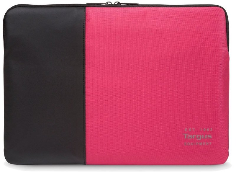 "Targus Pulse 13 - 14"" Laptop Sleeve - Black/Rogue Red"
