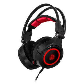 EXDISPLAY Tt E-Sports Cronos Riing RGB 7.1 Surround Sound Gaming Headset