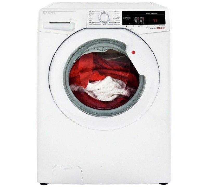 Hoover DXOA67LW3 Freestanding 7kg Washing Machine White