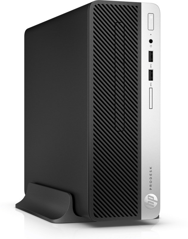 HP ProDesk 400 G5 Intel Core i5 8GB RAM 256GB SSD Win 10 Pro SFF Desktop PC