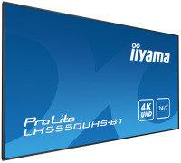 """Iiyama Prolite LH5050UHS-B1 50"""" 4K Large Format Display"""