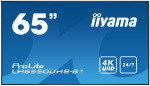 """Iiyama Prolite LH6550UHS-B1 65"""" 4K Large Format Display"""