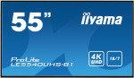 "Iiyama ProLite LE5540UHS-B1 55"" 4K UHD Large Format Display"