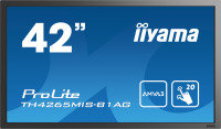 "Iiyama ProLite TH4265MIS-B1AG 42"" Full HD Touch Display"