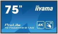 "Iiyama ProLite TE7568MIS-B1AG 75"" Touchscreen Display"